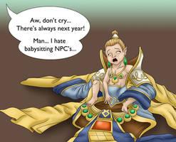 Commission: Babysitting NPC's part 3 by EduartBoudewijn