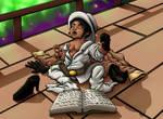 Gift: The Bumbling Bibliomancer