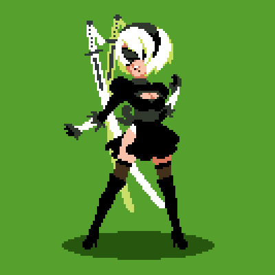 YoRHa No.2 Type B by deviant-spenny
