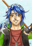 Luke - Harvest Moon - ToT