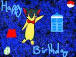 Happy Birthday Gift by TopazOwl