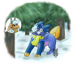 SS: There's Snow time like Xmas