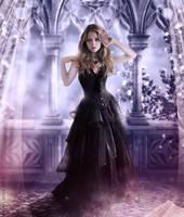 Magia veneno by KellieArt