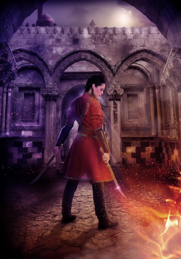 -Knight Assassin- by KellieArt