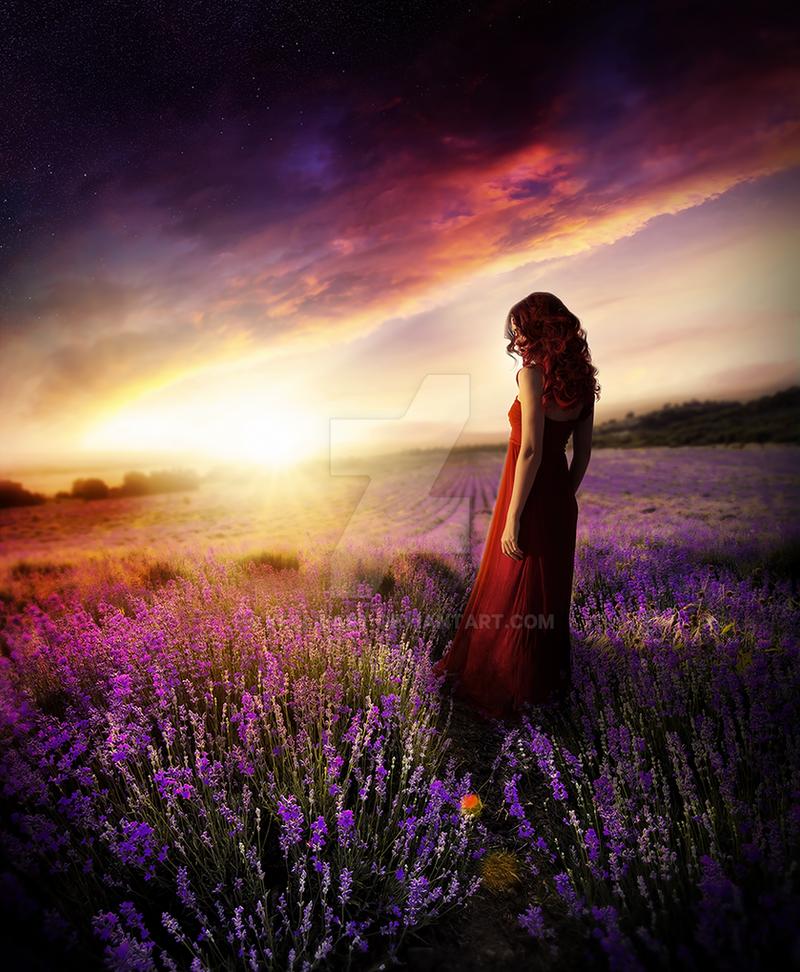 Silently by KellieArt