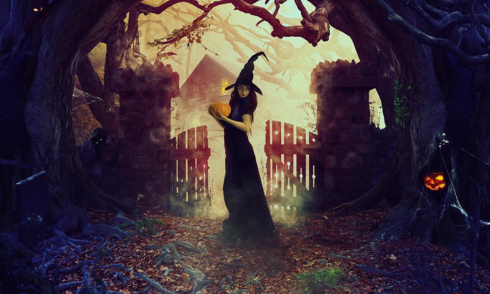 Halloween is coming by KellieArt