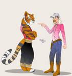 tiger...king??