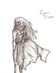 Cyrus Firenze - Star Wars RPG by Blit-kun