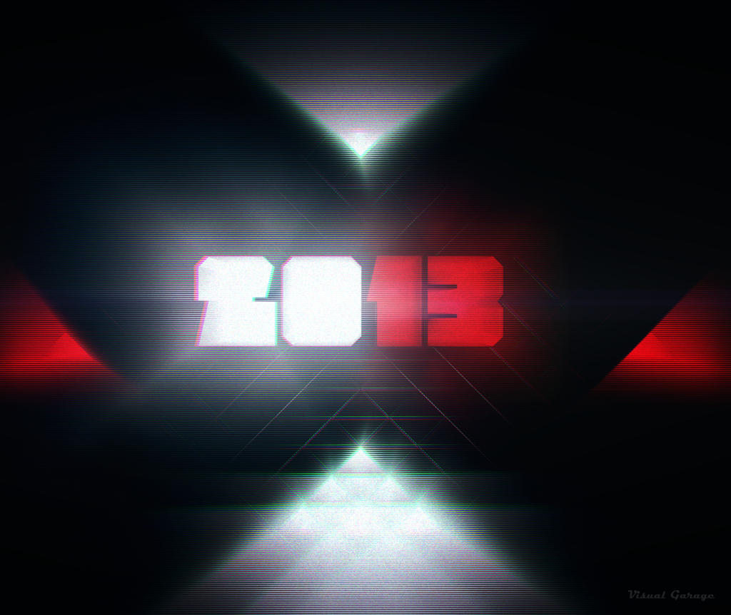 New Year 2013 by techngame