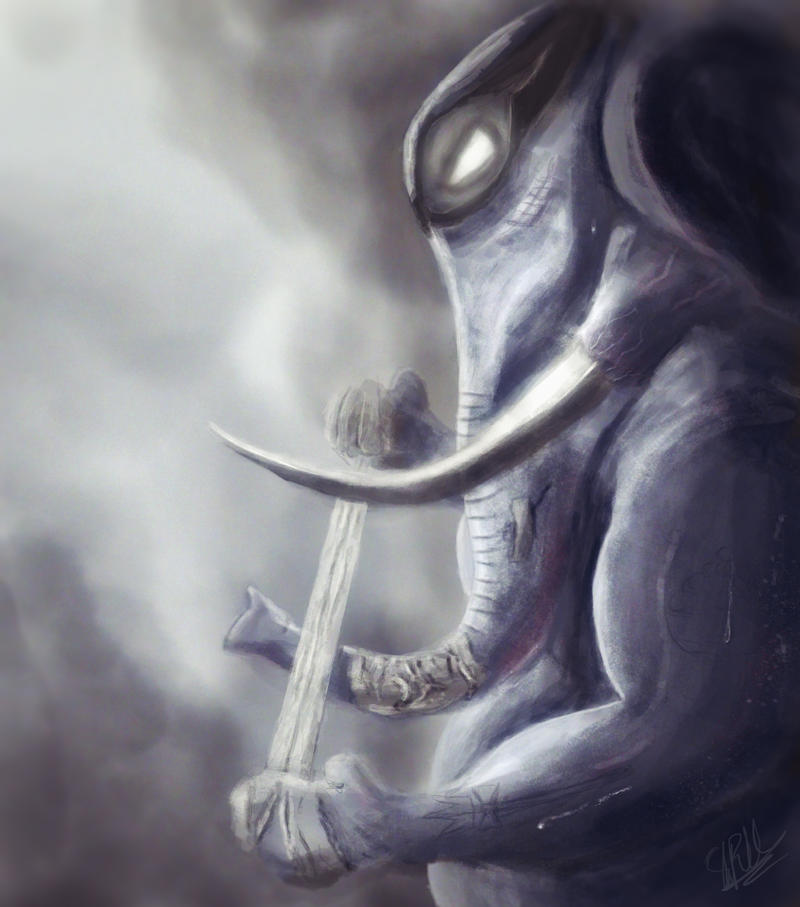 Ganesha by techngame