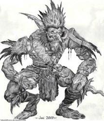 Fubu the Troll - 2007