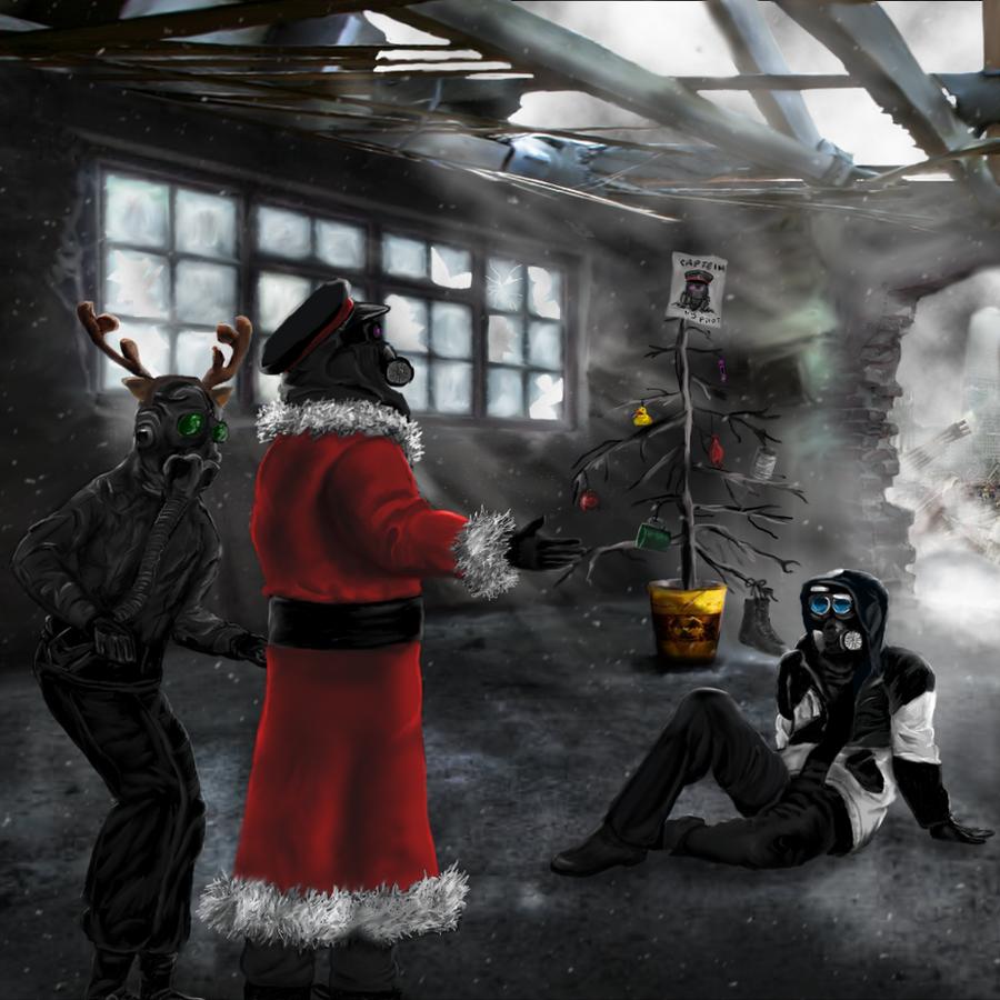 Christmas In Captainia by LolliOzdust