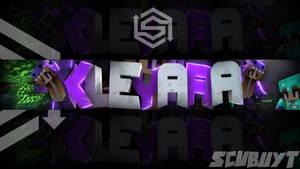 Banner Minecraft by ScubiiYT