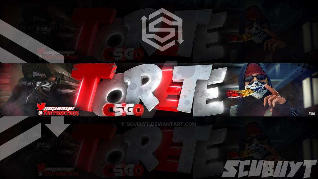 Banner Para Toretecsgo by ScubiiYT