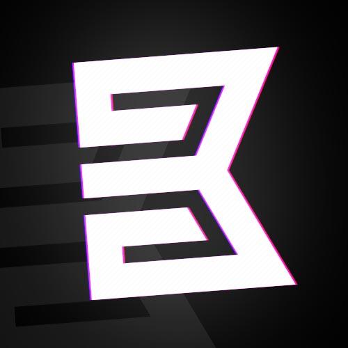 logo B 2.0 by ScubiiYT