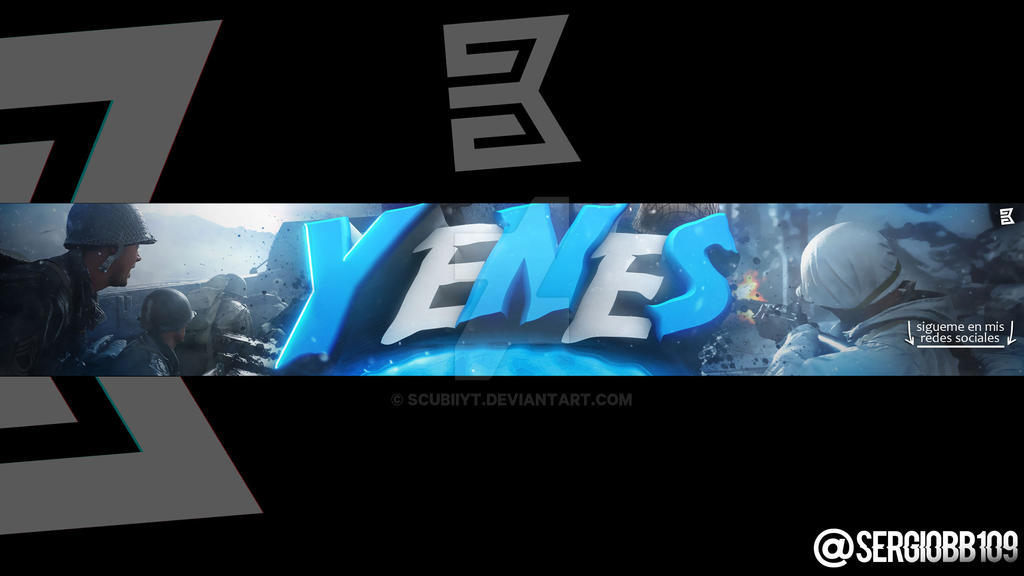 Banner para yenes yt by ScubiiYT