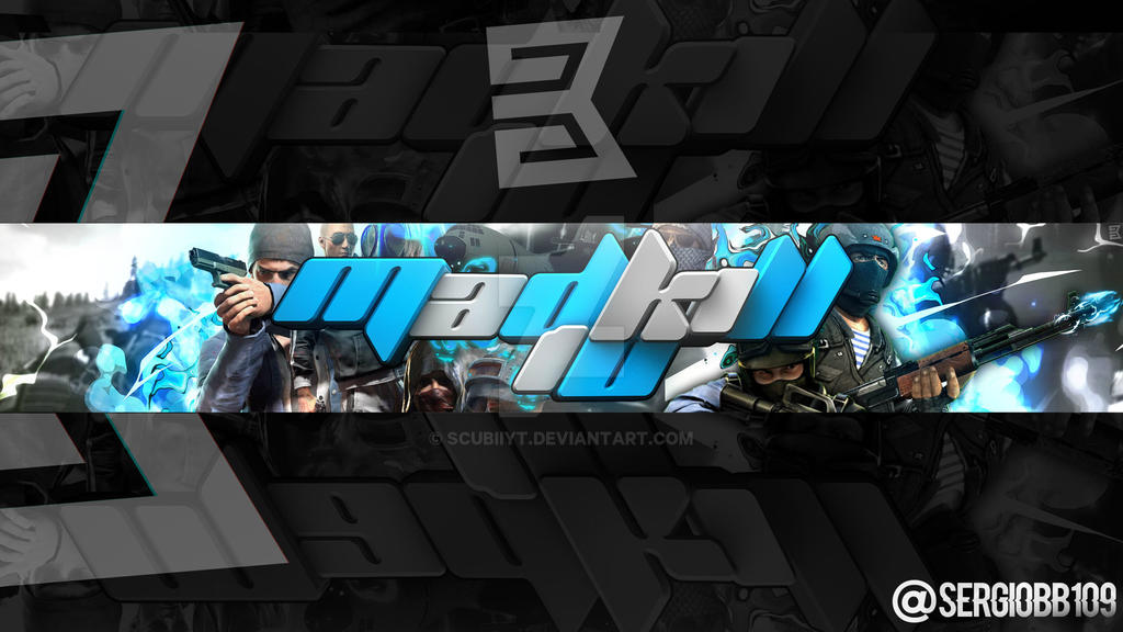 Banner Madkill10 by ScubiiYT