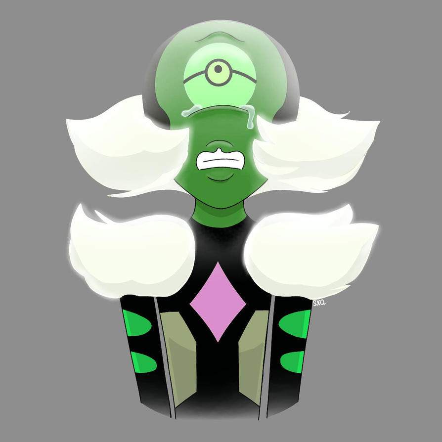 When I watched the latest episode, I fell in love with this cutie. My heart melted, I've never imagined that uncorrupted Centipeetle (now Nephrite) would look so beautiful. It would been a sin if I...