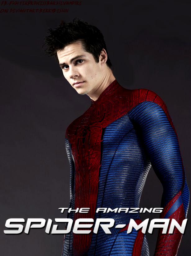 Dylan OBrien Spiderman