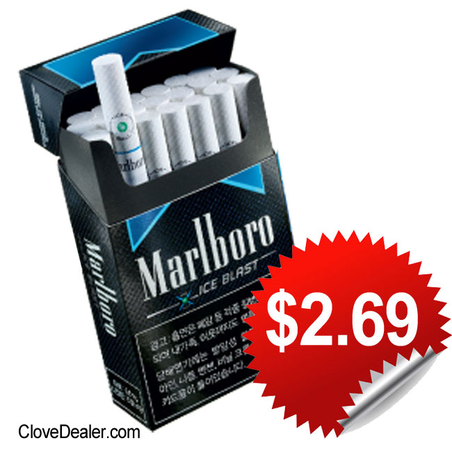 Marlboro cigarette retailers in New Jersey