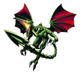 1001 Video Game Songs: Ridley Battle by DragonKnight92