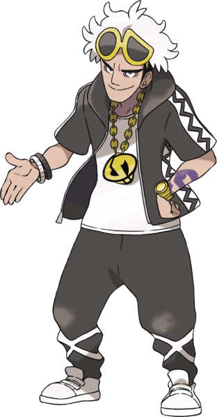 1001 Video Game Songs: Guzma's Theme by DragonKnight92