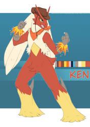 Ken reference sheet