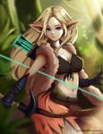 Commission (Fox Girl)