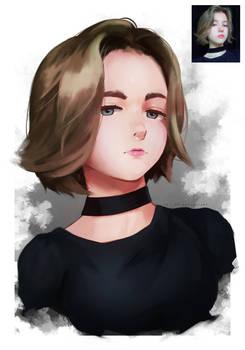 Study Portrait (2)