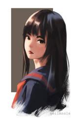 Study Portrait (7)