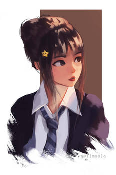 Study Portrait (8)