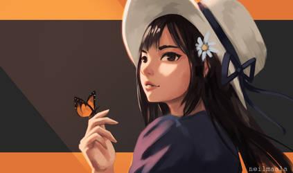 Study Portrait (10)