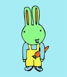 Bunny got the Carrot