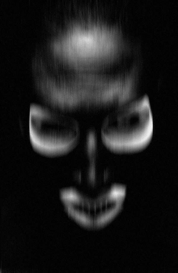 Black Face  by NemorisInferioris
