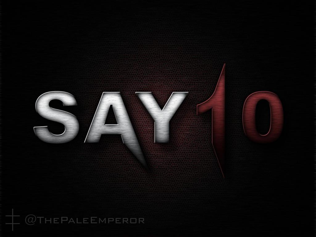 SAY10 Promo by NemorisInferioris
