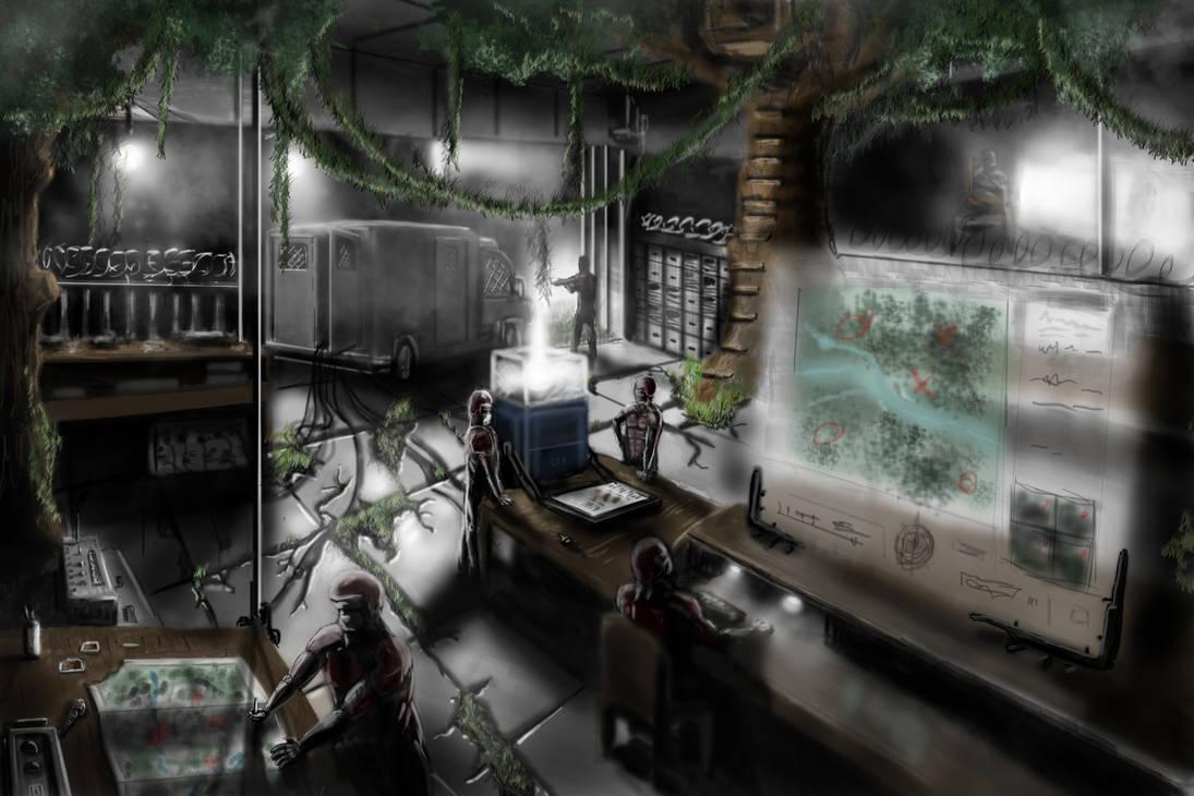Laboratory by CeyoART