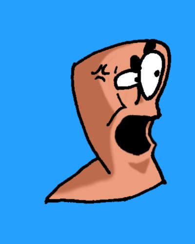 SRSLY-worm by Dakuta12