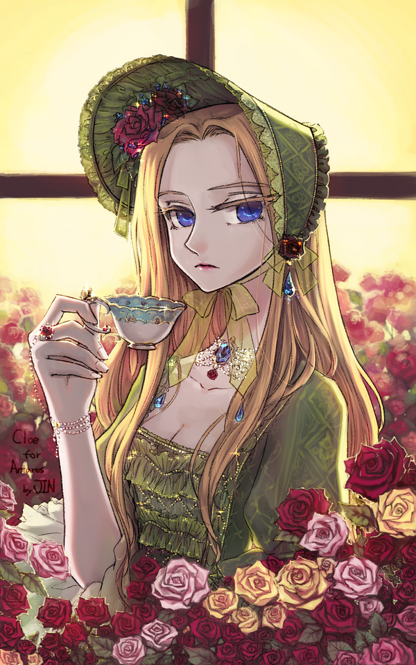 Rose time +Video by eugene0321