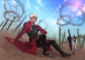 archer by eugene0321