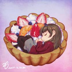 Seol-Hwa in Fruits tart