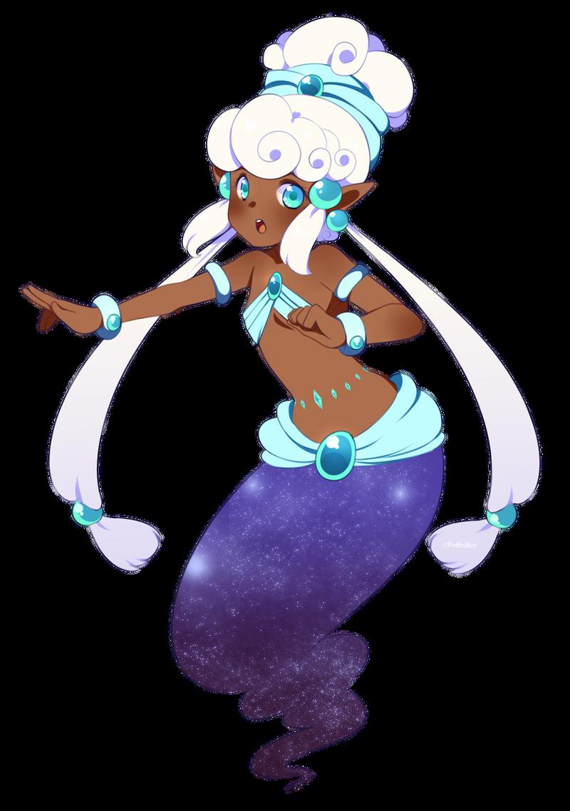 girl genie