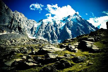 mont blanc by koox