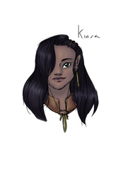 Kiara by roundtressym
