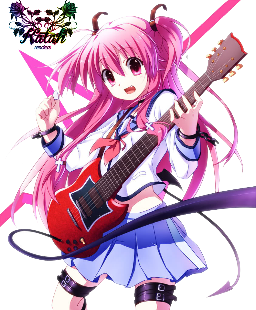 yui angel beats angel beats yui anime girls hot