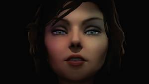 Intimidation - Elizabeth (Bioshock Infinite) by Ananina23