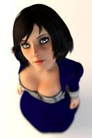 Cosmo Gaze - Elizabeth w/ Freckles by Ananina23