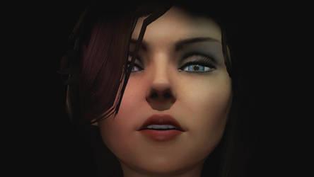 Buried at Sea - Elizabeth (Bioshock Infinite) by Ananina23