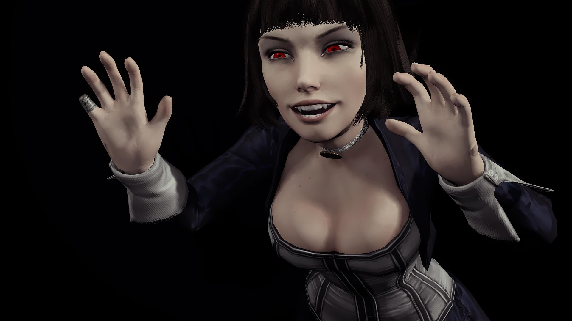 Vampire Elizabeth by Ananina23