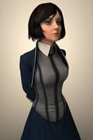Maturity - Elizabeth (New Model) by Ananina23