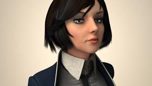 Maturity - Elizabeth (Close Up) by Ananina23